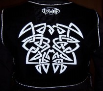 celtic custom back